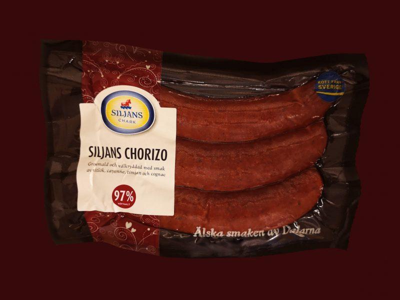 Charolizo byter namn till Siljans Chorizo