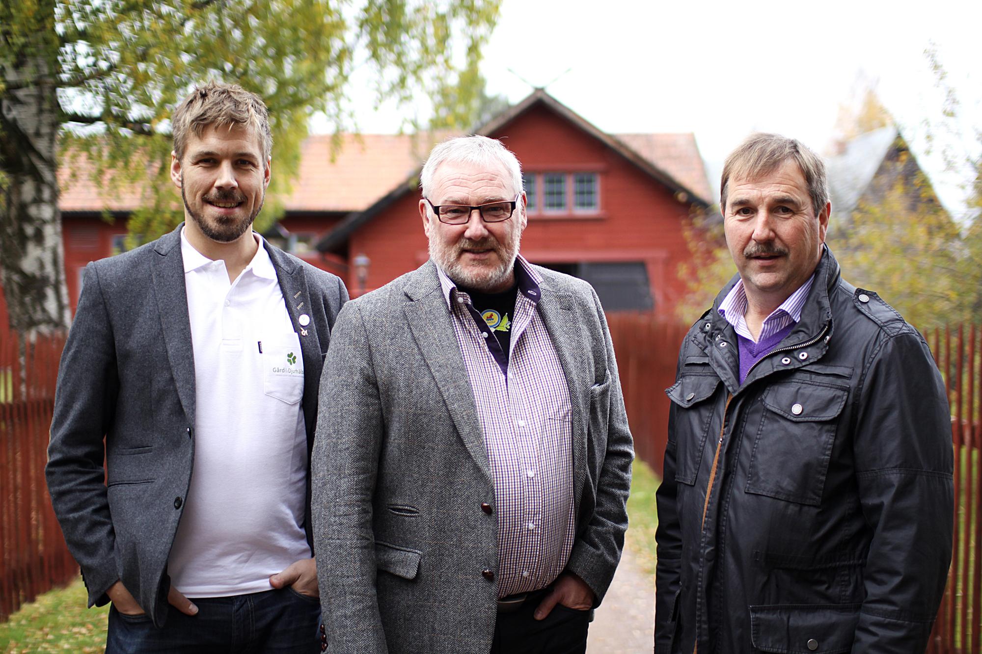 Siljans Chark lanserar Gårdsgris